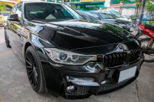 10138 Двойные решетки радиатора M3 Look Shadow line для BMW 3 F30