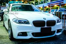 10165 Передний бампер M Tech для BMW 5 F10