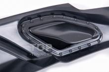 Тюнинг Тойота Камри 70 - Обвес Консул - Диффузор заднего бампера 2л (2,5л)
