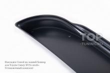 10189 Центральная накладка Consul S-Edition для Toyota Camry XV70