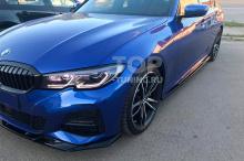 Установка обвеса на BMW 3 G20