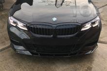 10195 Юбка Liberty на передний бампер BMW 3 G20