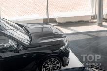 Карбоновый капот Ренегейд для БМВ Х7 Г07 купить с установкой