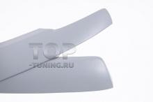 10207 Реснички на фары для AUDI A4 B6