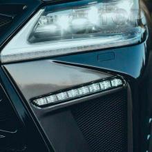 10236 Дневные ходовые огни Renegade для Lexus LX570