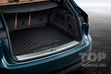 Ковер багажного отделения с низким бортом PORSCHE CAYENNE E3