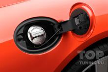 10253 Крышка топливного бака под алюминий Porsche Cayenne E3