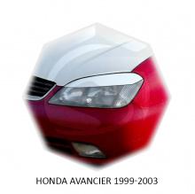НАКЛАДКИ НА ПЕРЕДНИЕ ФАРЫ HONDA AVANCIER (1999-2003)