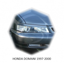 НАКЛАДКИ НА ПЕРЕДНИЕ ФАРЫ HONDA DOMANI (1997-2000)