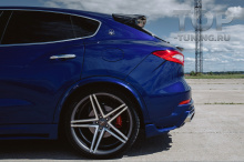 10290 Расширители Renegade для бампера Maserati Levante