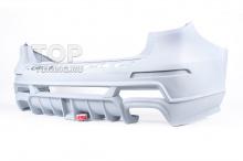10297 Задний бампер Renegade для Mercedes GL X166