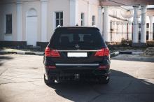 10299 Насадки на выхлопную систему Renegade для Mercedes GL X166
