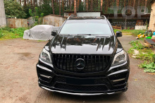 10302 Обвес Renegade для Mercedes GL X166