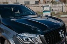 10305 Капот Renegade для Mercedes GLS X166