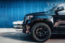 10325 Передний бампер Renegade для Toyota Tundra