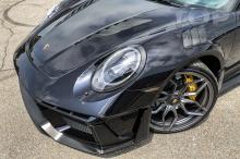 10345 Решетки в бампер Venom для Porsche 911 (991)