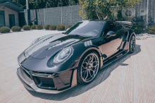 10347 Дневные ходовые огни Venom для Porsche 911 (991)