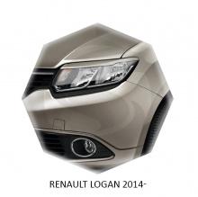 10585 Реснички Sport Line для Renault Logan 2