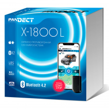 10794 Автомобильная сигнализация Pandect X-1800L с автозапуском