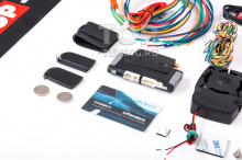 10795 Автомобильная сигнализация Pandora DXL 4710 с автозапуском