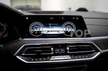 НАВИГАТОР, YOUTUBE И АНТИРАДАР В ШТАТНУЮ МУЛЬТИМЕДИА BMW G-СЕРИИ БЛОК-ИНТЕРФЕЙС PRO TOUCH ID7 НА ANDROID 9.0