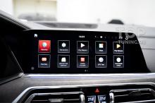 10808 Блок-интерфейс Pro Touch ID7 Android 9.0 для BMW G-series