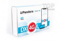 10905 Автомобильная сигнализация Pandora DX-4GL с автозапуском