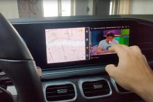 10926 Навигационный блок Android для Mercedes-Benz MBUX NTG 6.0