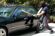 Разбойное нападение на авто. Защита от воров