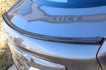 Универсальный спойлер для крышки багажника и заднего лобового стекла - купить