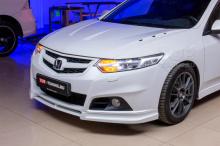 Подгонка обвесов - Топ Тюнинг Москва - Honda Accord 8 (готовый результат)