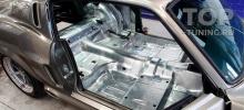 Комплексные решения для шумоизоляции салона автомобилей