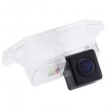 Камера заднего вида для Митсубиси Лансер 9 / 10 с динамической разметкой и системой помощи при парковке