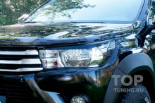 11607 Реснички GT для Toyota Hilux 8
