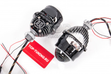 11699 Светодиодные БИ-линзы Active Night LED / 2.5 дюйма, 5500K - 2 шт. + бленды
