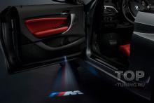 9731 Проектор логотипа в дверь BMW