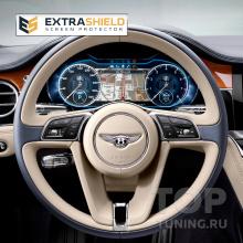 Защитная пленка Extra Shield для приборной панели  Bentley Continental GT (III)