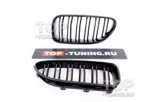 11756 Черная решетка радиатора Performance для BMW 6 F06, F12, F13