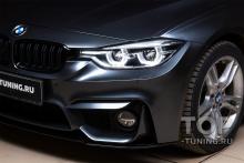 11765 Элерон для бампера M3 Look BMW 3 F30