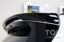 11782 Верхний спойлер PRO GT для BMW X7 G07 2018+