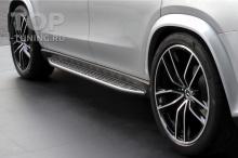 11788 Силовые пороги CAYMAN для Mercedes GLS X167