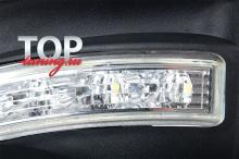 Дневные ходовые огни Type 1 на Toyota Corolla E150
