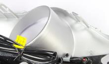 Светодиодные дневные ходовые огни Эпистар ЛЕД - Тюнинг оптики Тойота Хайлендер 2012 модельного ряда.