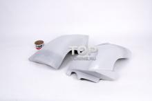 1352 Задние накладки - Обвес Visage на Toyota Celica T23