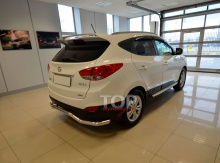 1374 Дефлекторы на окона Well Visors Premium на Hyundai ix35