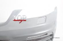 Передний бампер - Обвес WALD Black Bison 2 - Тюнинг Mercedes Benz W221 - Рестайлинг.