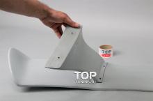 15 Спойлер - антикрыло Big Mad Top-Tuning на Hyundai Tiburon Coupe GK