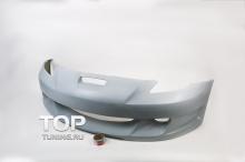 Передний бампер - Модель Каминари - Тюнинг Тойота Селика Т23