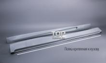 Накладки на пороги - обвес Каминари - Тюнинг Тойота Селика Т23