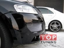Комплект расширителей арок IKKI для VW Touareg.(Рестайлинг)